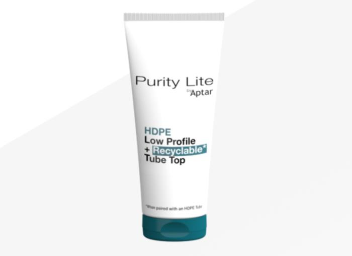 Aptar Beauty + Home Launches Purity Lite: a Mono-material, Low-profile, Fully Recyclable Solution
