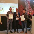 Favini wins the Luxe Pack in Green award with the ecological packaging in Shiro Alga Carta of Bio+ Vagheggi