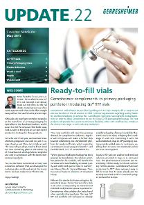 Pharma and Healthcare - Update 22