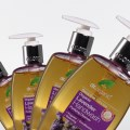 Dr. Organic selects FST pumps for hand wash line
