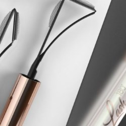 Patent-pending Ergonomic Brush Creates a Solution to Wide-Eye and Messy Mascara Application