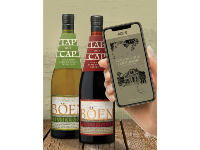 Californian wine brand Böen partners with Guala Closures and SharpEnd to launch first NFC-enabled wine bottles in the United States