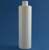 300ml Simplicity bottle white HDPE 24mm neck
