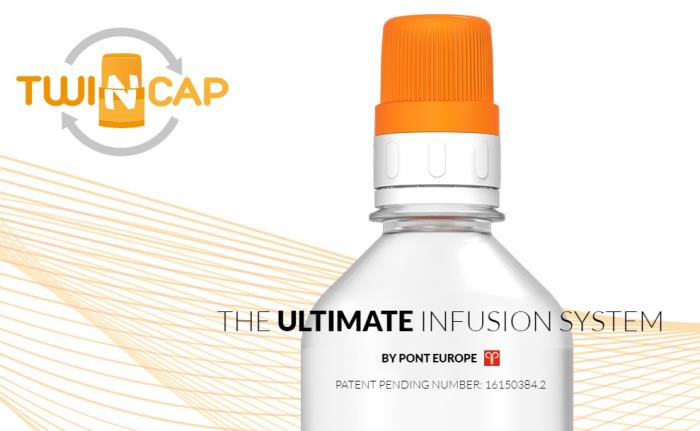 Twincap: The ultimate infusion system