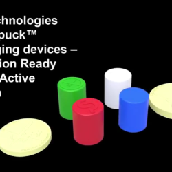 CSP Technologies Pharmapuck scavenging devices