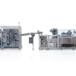 Romaco's new Noack NBL 400 blister line is specifically designed to meet the needs of the Asian pharmaceutical market