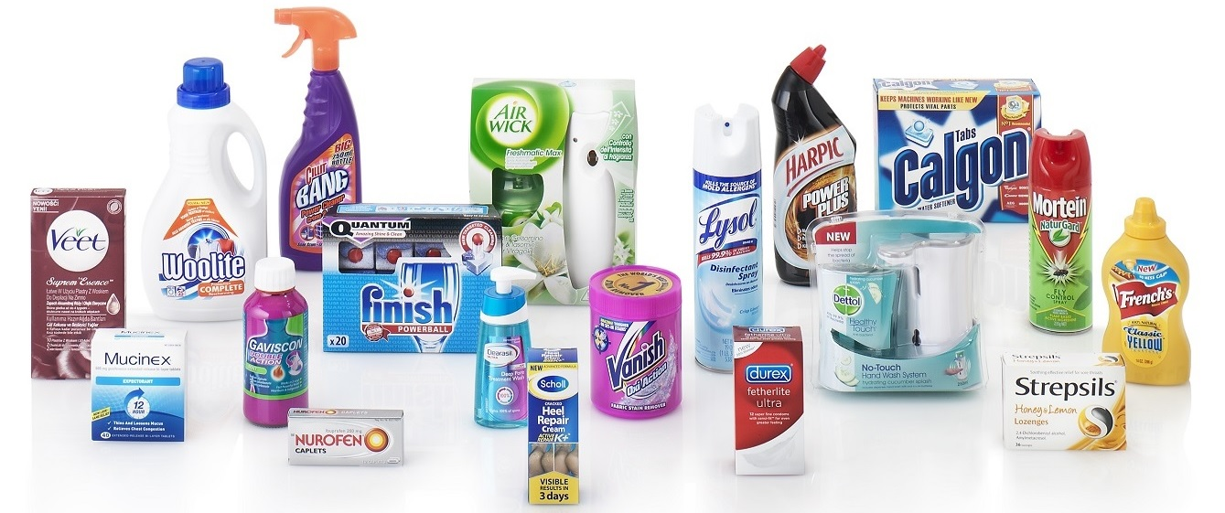 Reckitt Benckiser Group plc