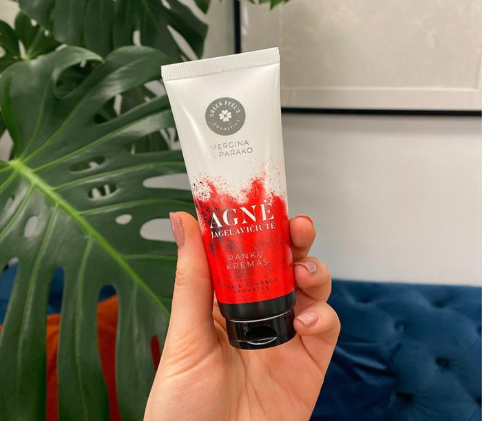 Albéa, Cosmoway and influencer Agne Jagelaviciute launch responsible handcream tube