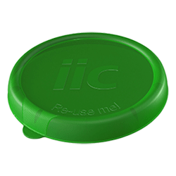 IIC introduces reusable yogurt lid