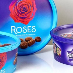 IIC Packaging's confectionery tubs are made to catch the consumer's eye