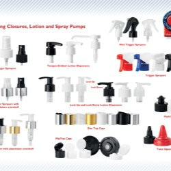 Neville and More further extends range of dispensing closures and lotion and spray pumps available direct from stock