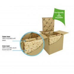 New chilled packaging range with 100% recyclable and eco-friendly products