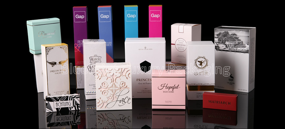 Blue Print Luxury Packaging