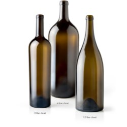 TricorBraun Winepak's large wine bottle selection