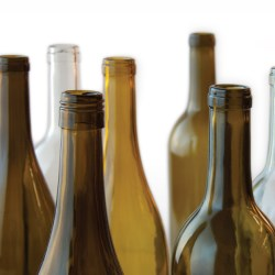 Environmentally responsible wine bottle options