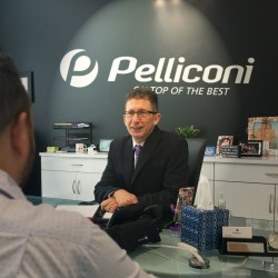 President of Pelliconi makes the point on sustainability at Pelliconi