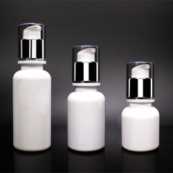 The Boston airless bottle series