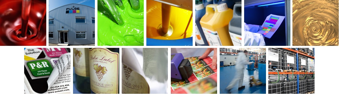 Pulse Roll Label Products