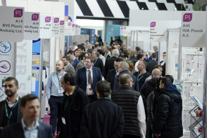 Cutting-edge solutions on show at UK's largest packaging event