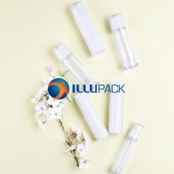 Illupack's most cost-effective airless packaging selection