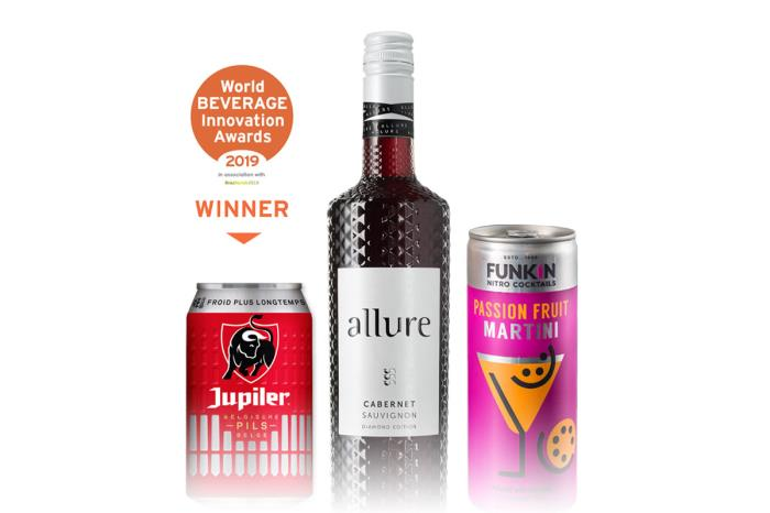 Ardagh wins at 2019 World Beverage Innovation Awards with Jupiler 'colder for longer' can
