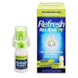 Aptar Pharma's preservative-free multidose dispenser approved in the US for Allergan's REFRESH RELIEVA PF artificial tear formulation