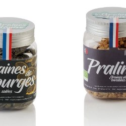 Acti Pack's Lightweight PET Jars are selected for an Organic Farming Line