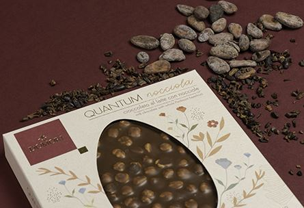 From cocoa beans, a new ecological paper for Domori